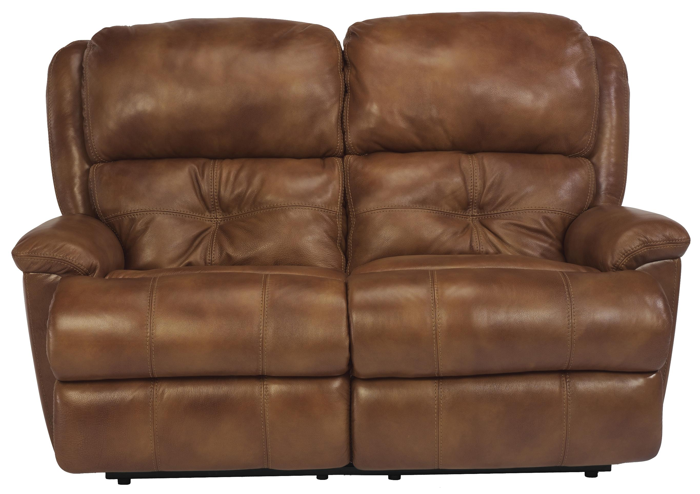 Double Recliner Chair Latitudes Cruise Control Power Reclining Loveseat With Two Recliners For Family Room Comfort By Flexsteel At Goffena Furniture Mattress Center