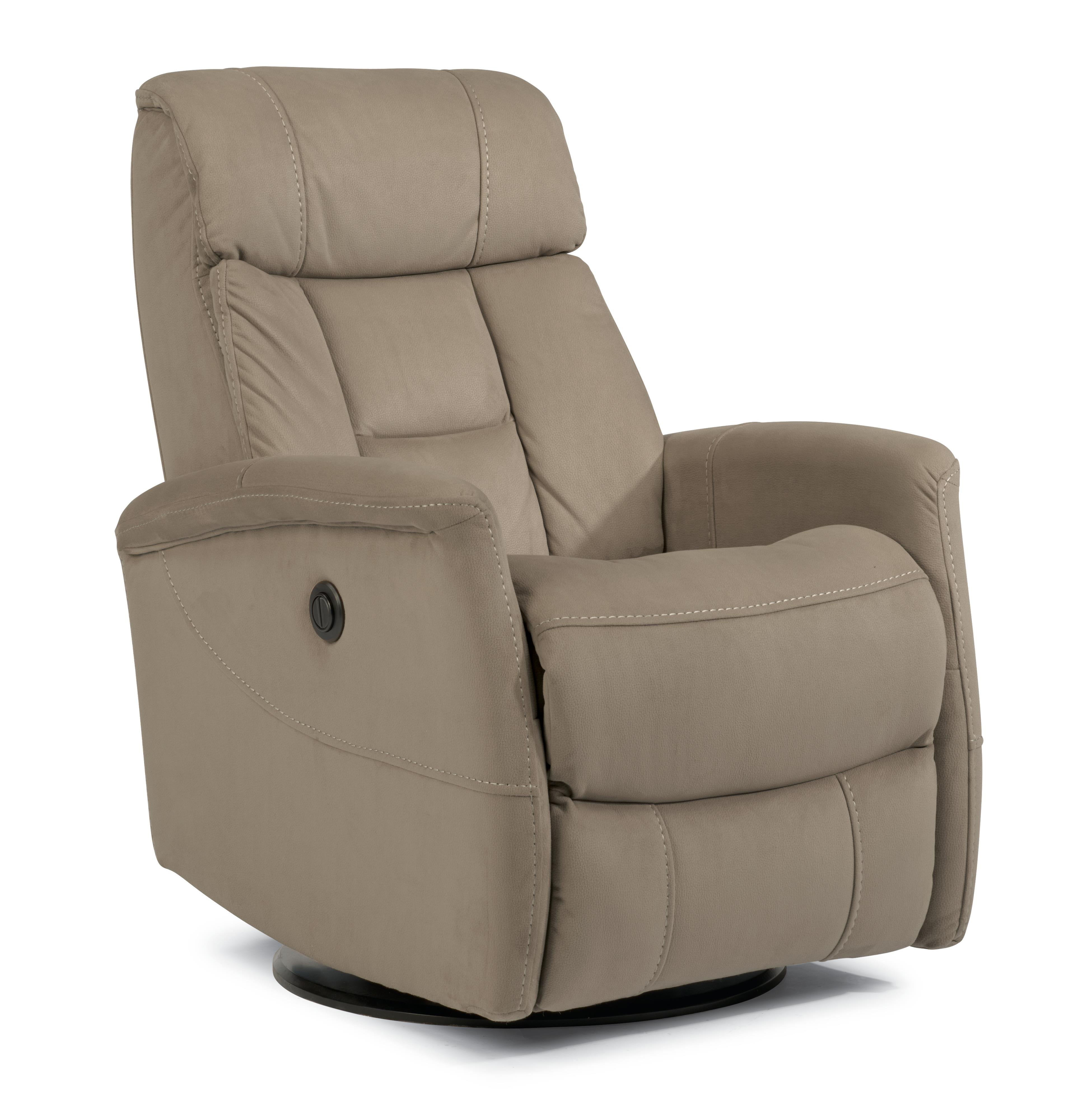 glider recliner chair sit and stand test flexsteel latitudes go anywhere recliners hart king size power swivel