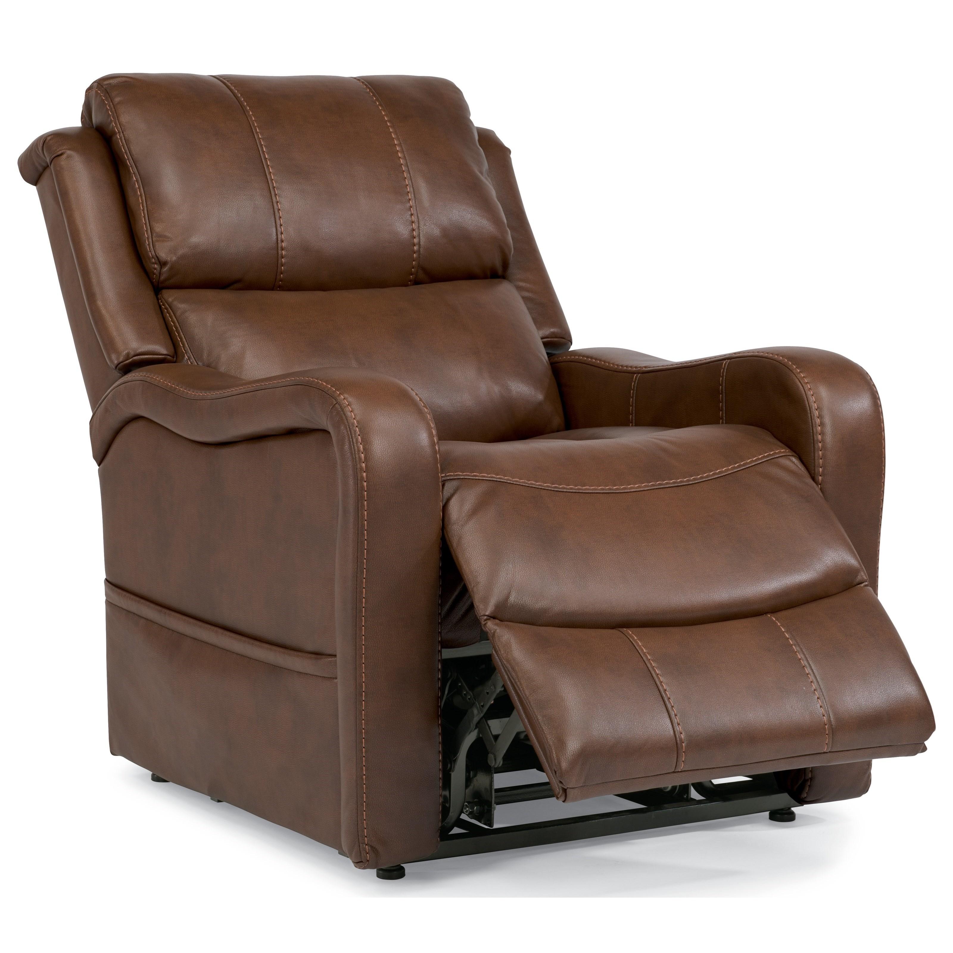 Flexsteel Latitudes Lift Chairs Bailey ThreeWay Power