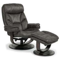 Reclining Chair With Ottoman Leather Covers By Sylwia Flexsteel Latitudes West 1452 Co Modern Zero Gravity And Set
