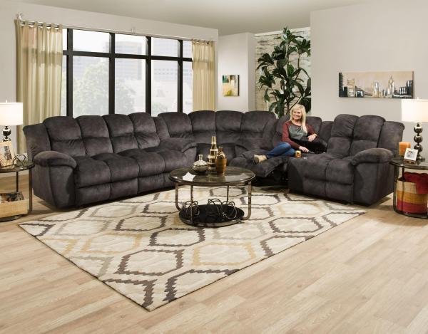 Franklin 461 Reclining Sectional Sofa John Schultz