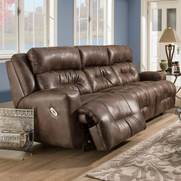 Franklin Armstrong Power Reclining Sofa Moore' Home