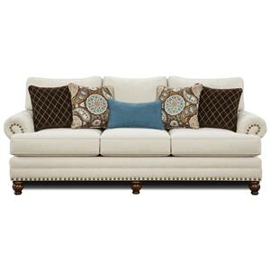 Magnolia Home By Joanna Gaines Heritage Sofa Miskelly