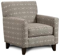 Fusion Furniture 702 Contemporary Accent Chair | Olinde's ...