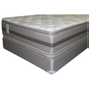 Golden Mattress Company Energie Double Sided Pt King Two Pillow Top Set
