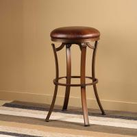 Hillsdale Metal Stools Kelford Backless Bar Stool w
