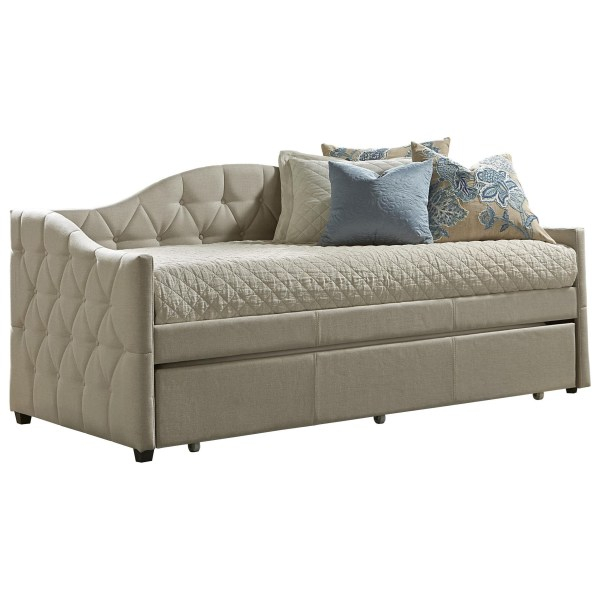 Hillsdale Daybeds Upholstered Daybed With Trundle