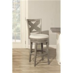 Bar Stool Chair Grey Ashley Lounge Stools Great American Home Store Sunhill Gray 31