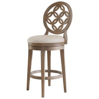 Hillsdale Wood Stools Swivel Counter Height Stool ...