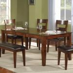 Warehouse M 1279 1279 4278l Modern Solid Mango Wood Dining Table Pilgrim Furniture City Dining Tables