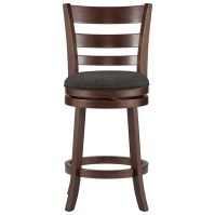 Homelegance Edmond Counter Height Swivel Stool with ...