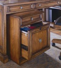 Hooker Furniture Brookhaven Mobile File Cabinet | Belfort ...