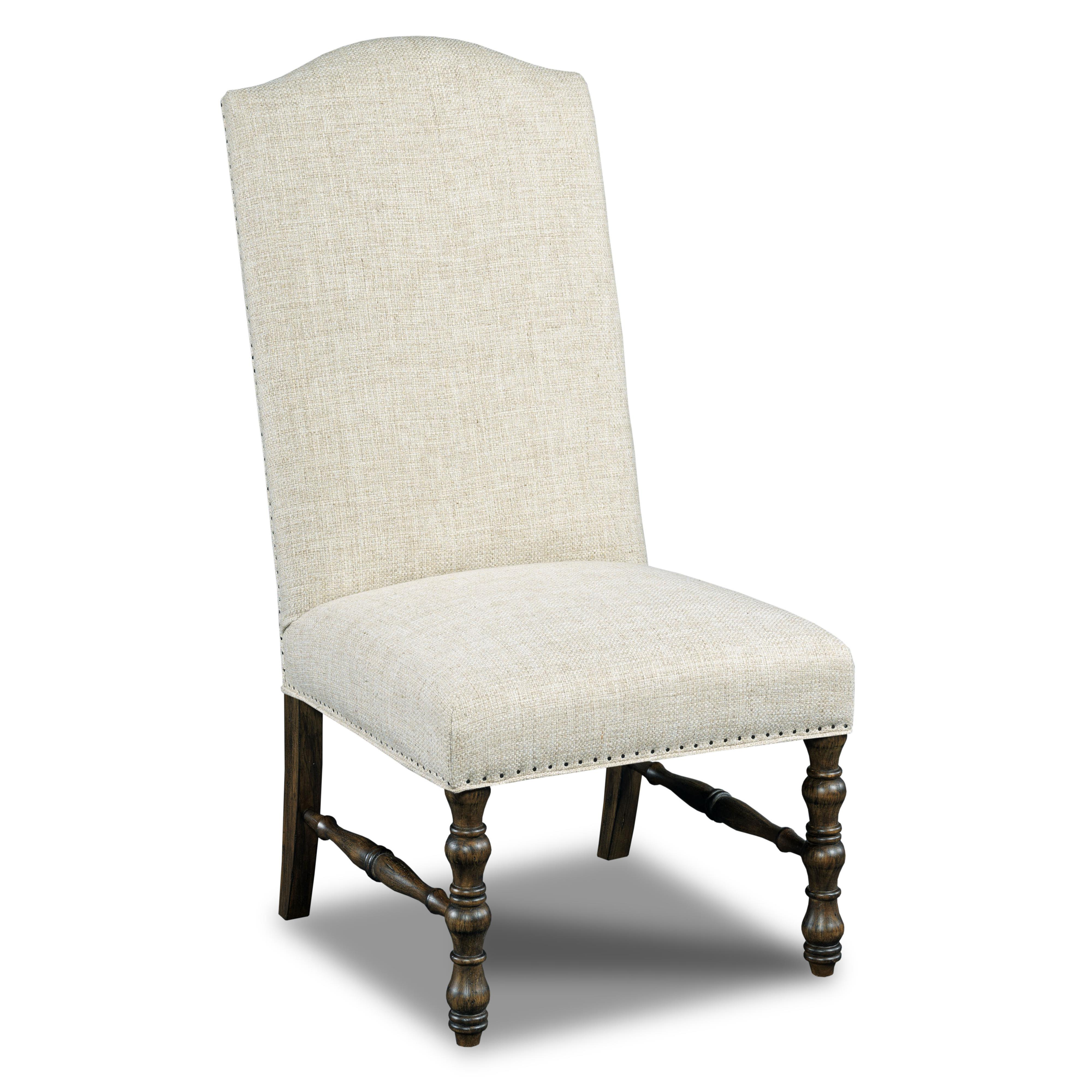 Hooker Furniture Dining Chairs Upholstered Armless Dining