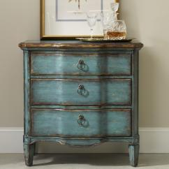 Turquoise Accents For Living Room Carpet Designs Hooker Furniture 500 50 878 Three Drawer Chest