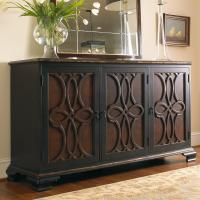 Hooker Furniture Living Room Accents Two Tone Credenza ...