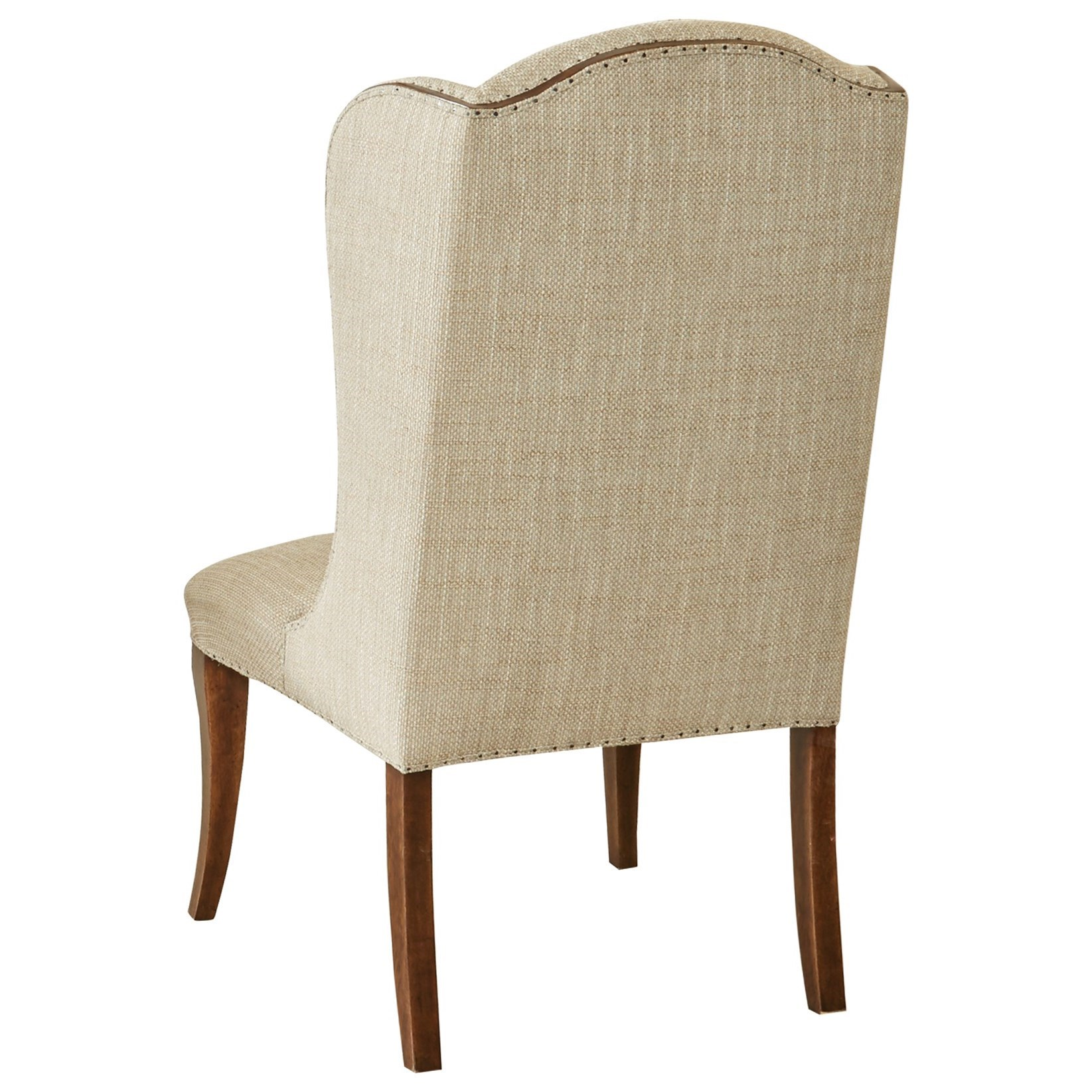 Hooker Furniture Archivist Upholstered Host Chair with