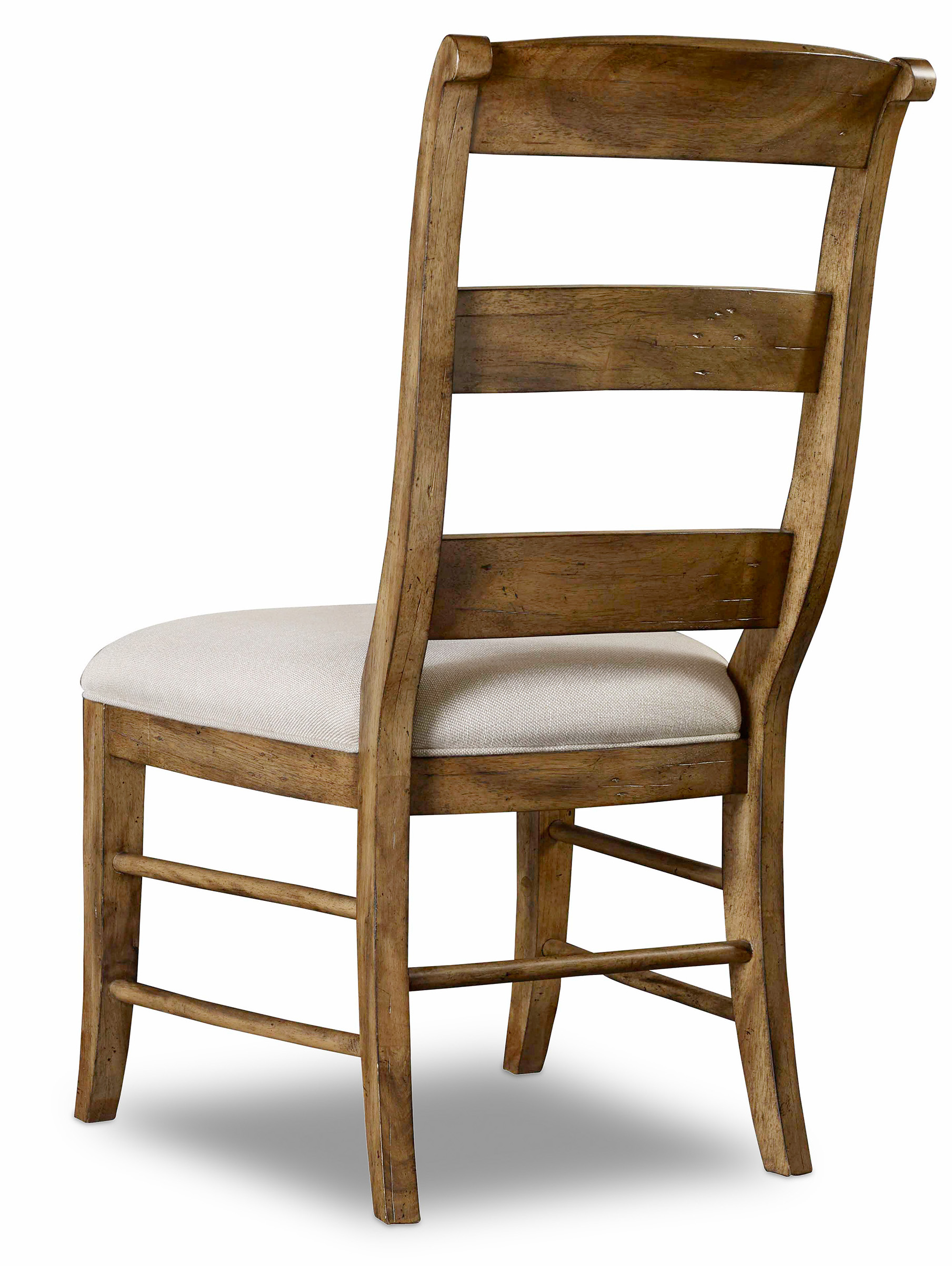 Hooker Furniture Archivist Ladderback Side Chair with