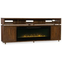 Hooker Furniture Big Sur Entertainment Console with ...