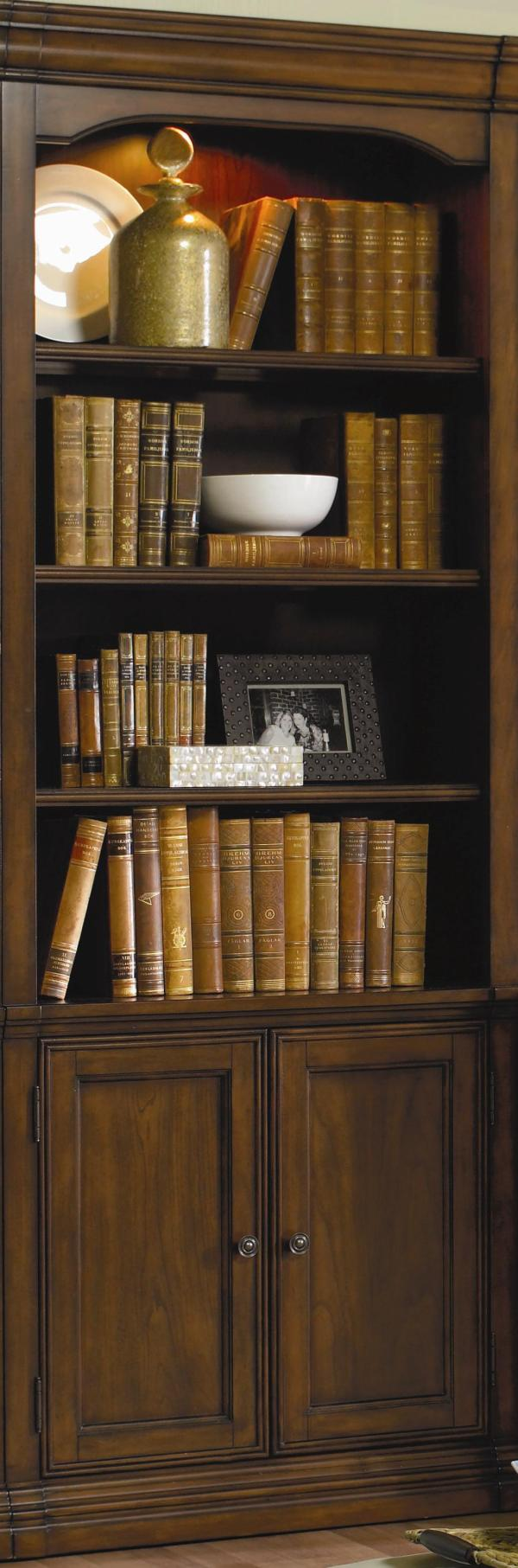 Hooker Furniture Cherry Creek Traditional 32 Wall Storage Cabinet Belfort