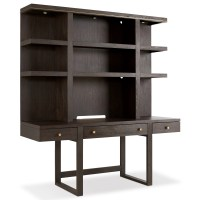 Hooker Furniture Curata Modern Wooden Wall Desk