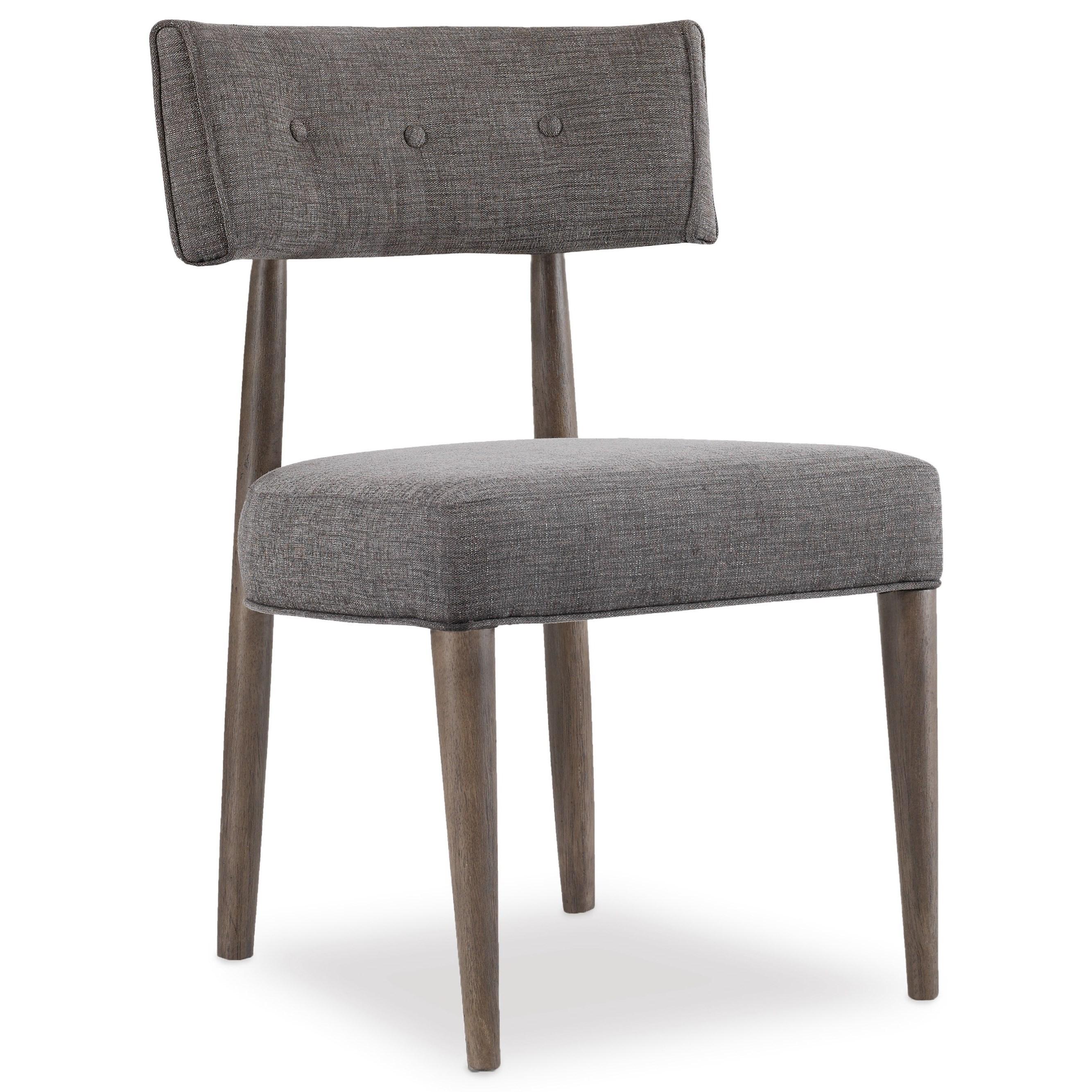 Hooker Furniture Curata Modern Upholstered Chair  Mueller