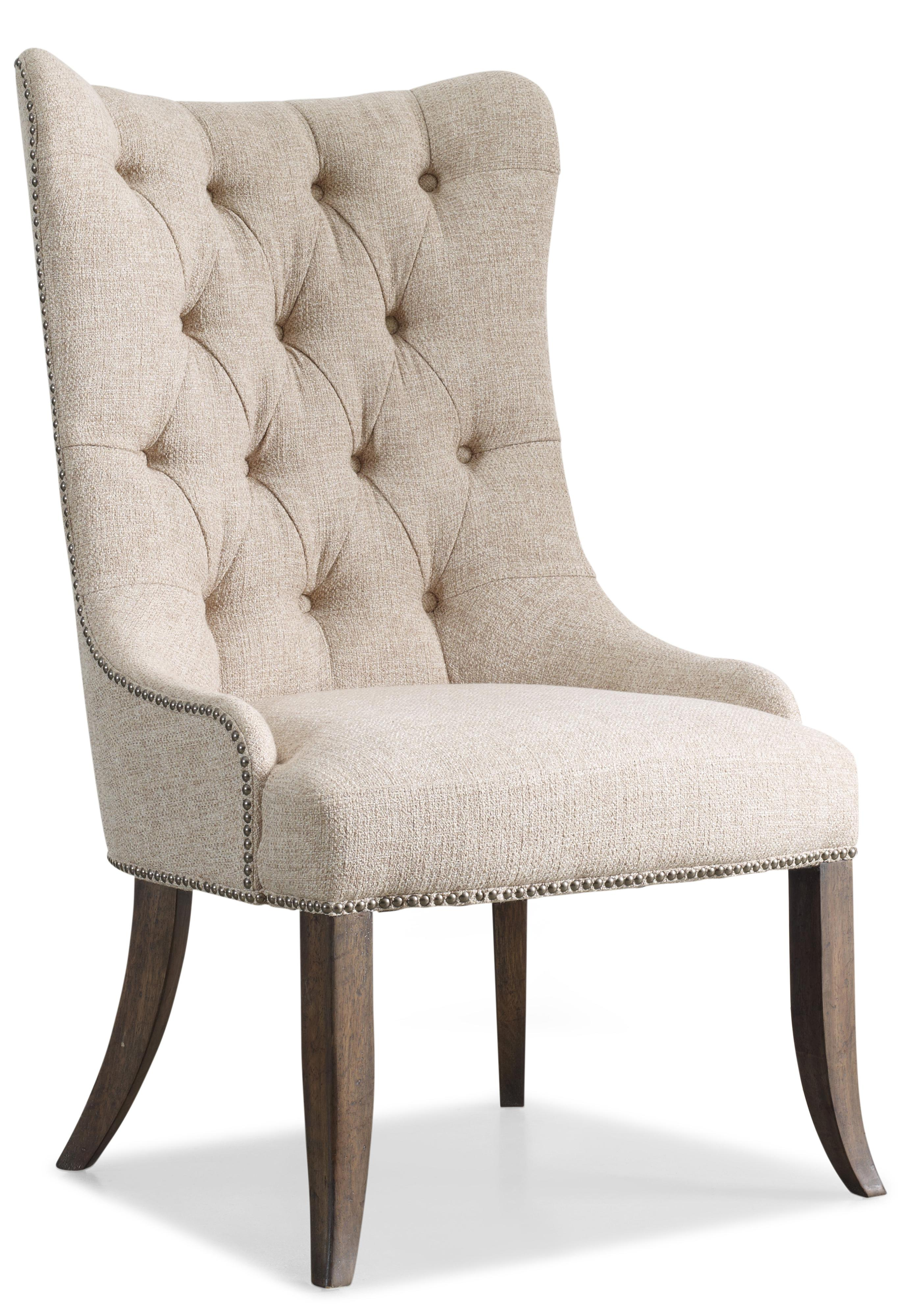 Hooker Furniture Rhapsody Transitional Button Tufted
