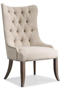 Hooker Furniture Rhapsody Transitional Button Tufted ...
