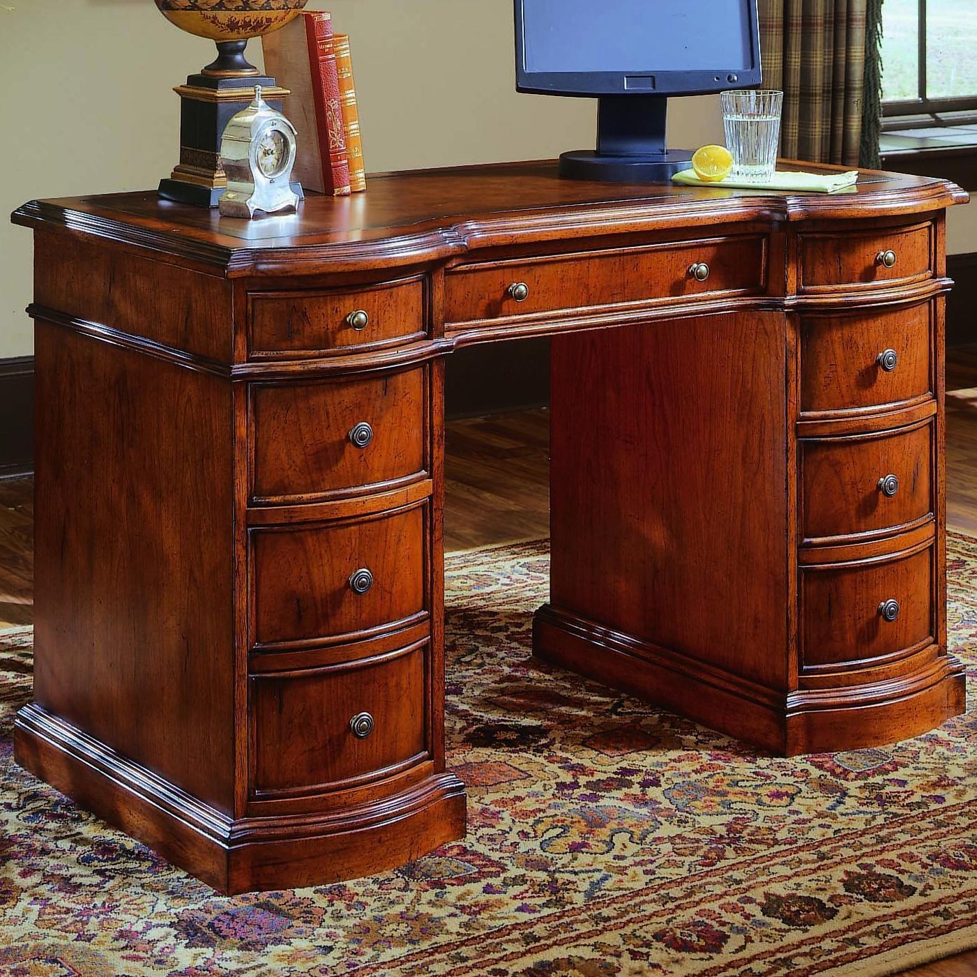 Hooker Furniture Small KneeHole Desks 29910301 Knee