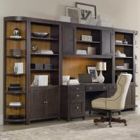 Hooker Furniture South Park Home Office Wall Unit with ...