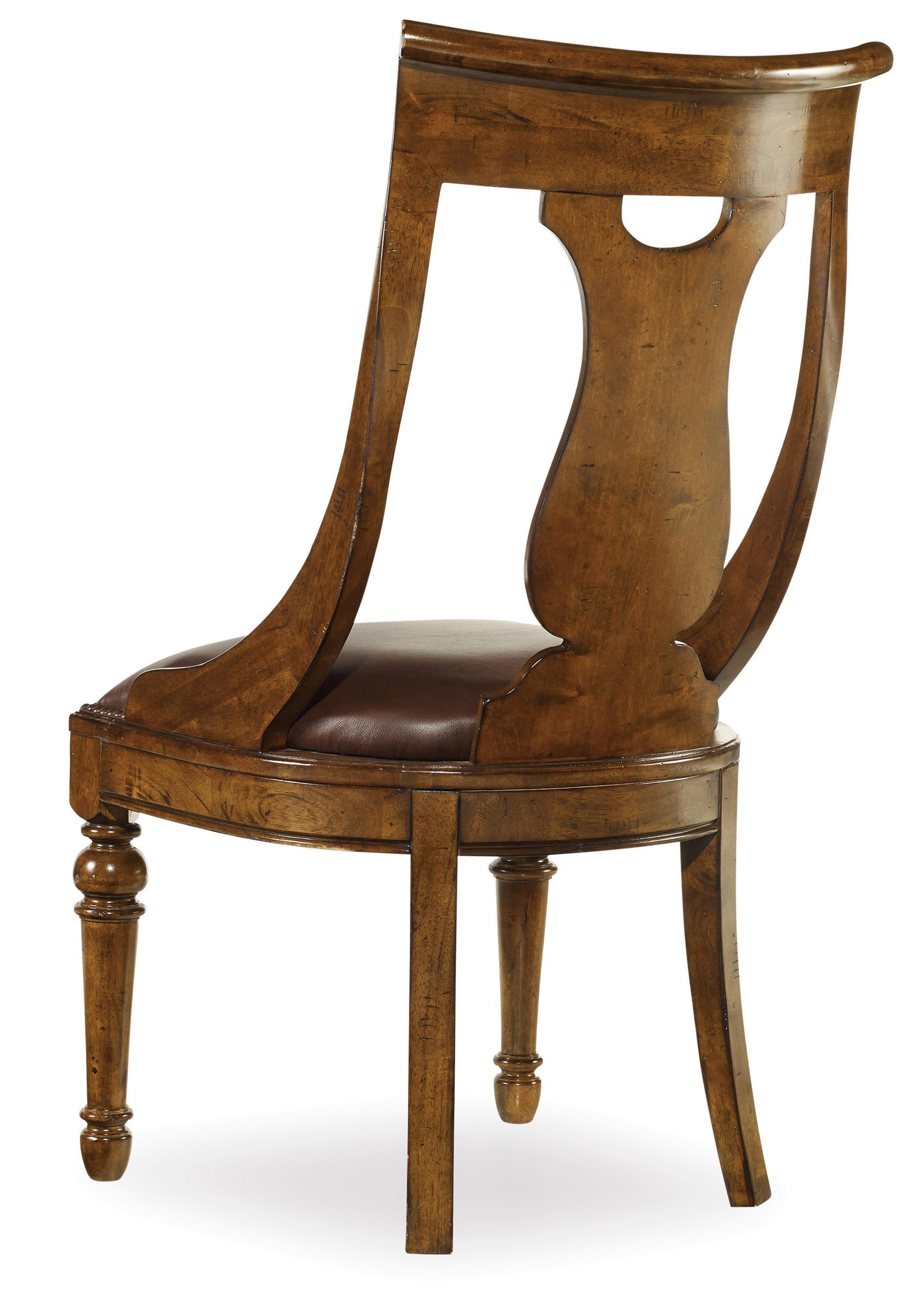 Hooker Furniture Tynecastle Leather Upholstered