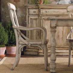 White Distressed Dining Chairs Rocking Folding Chair Sams Hamilton Home Wakefield X Back Arm