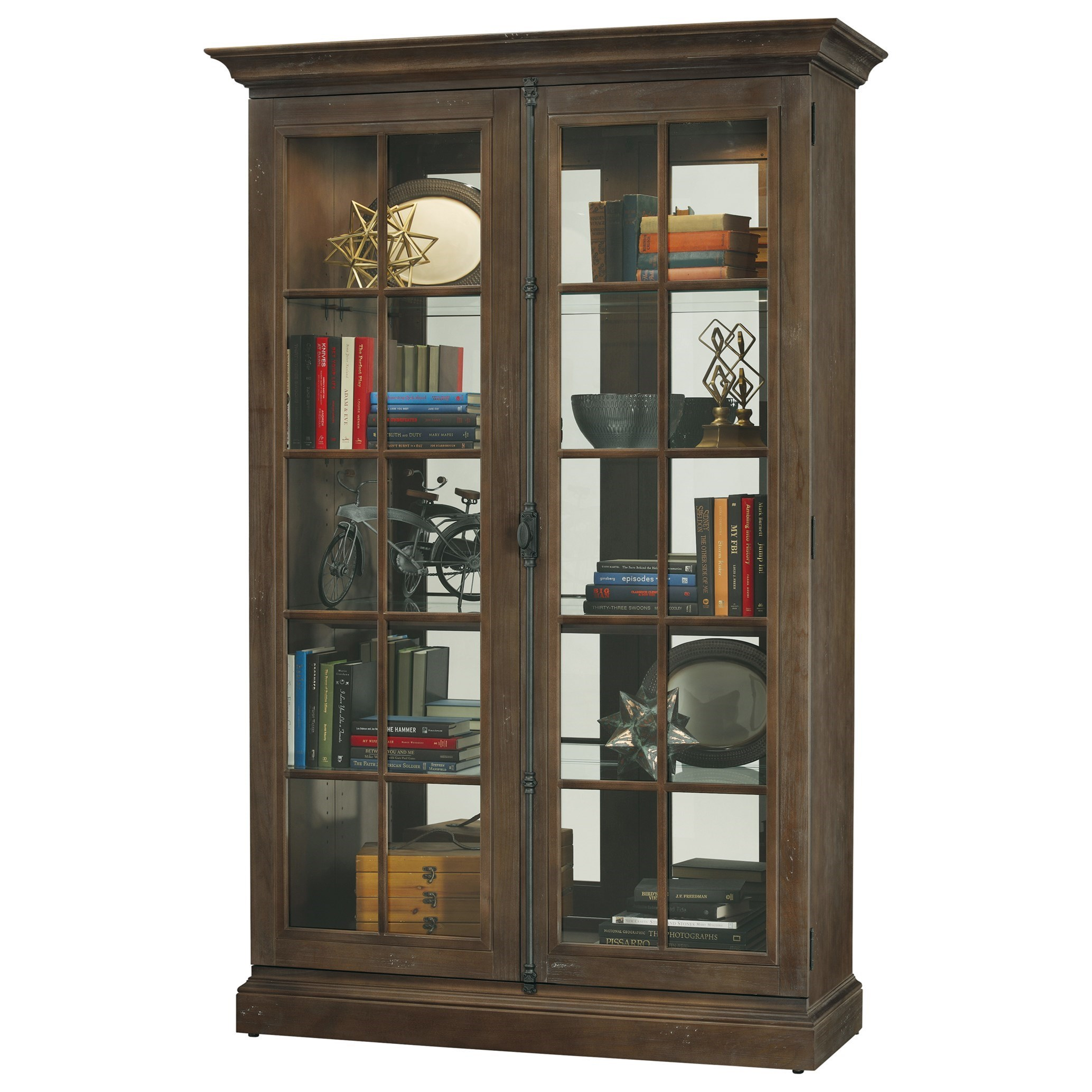 Howard Miller Cabinets Clawson Door Cabinet with
