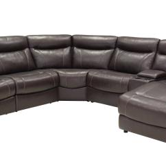 Htl Sofa Range Antique Camel Back Sofas 9624 Casual Six Piece Reclining Sectional With Drink Console