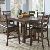 Intercon Kona Counter Height Table with Leaf | Wayside ...