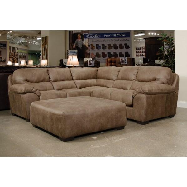 Jackson Furniture Grant Sectional Sofa - Virginia Market Sofas