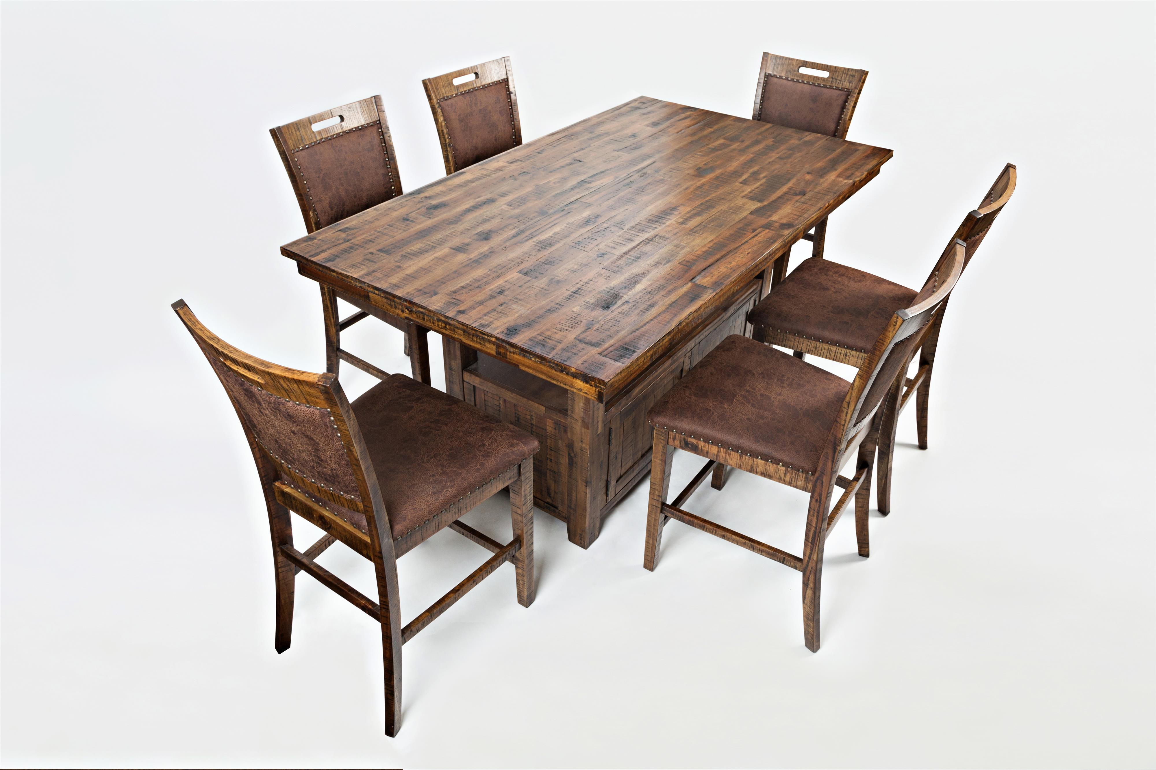 Jofran Cannon Valley HighLow Table And Chair Set