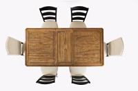 Acropolis: Black Rectangle Dining Table   Rotmans ...
