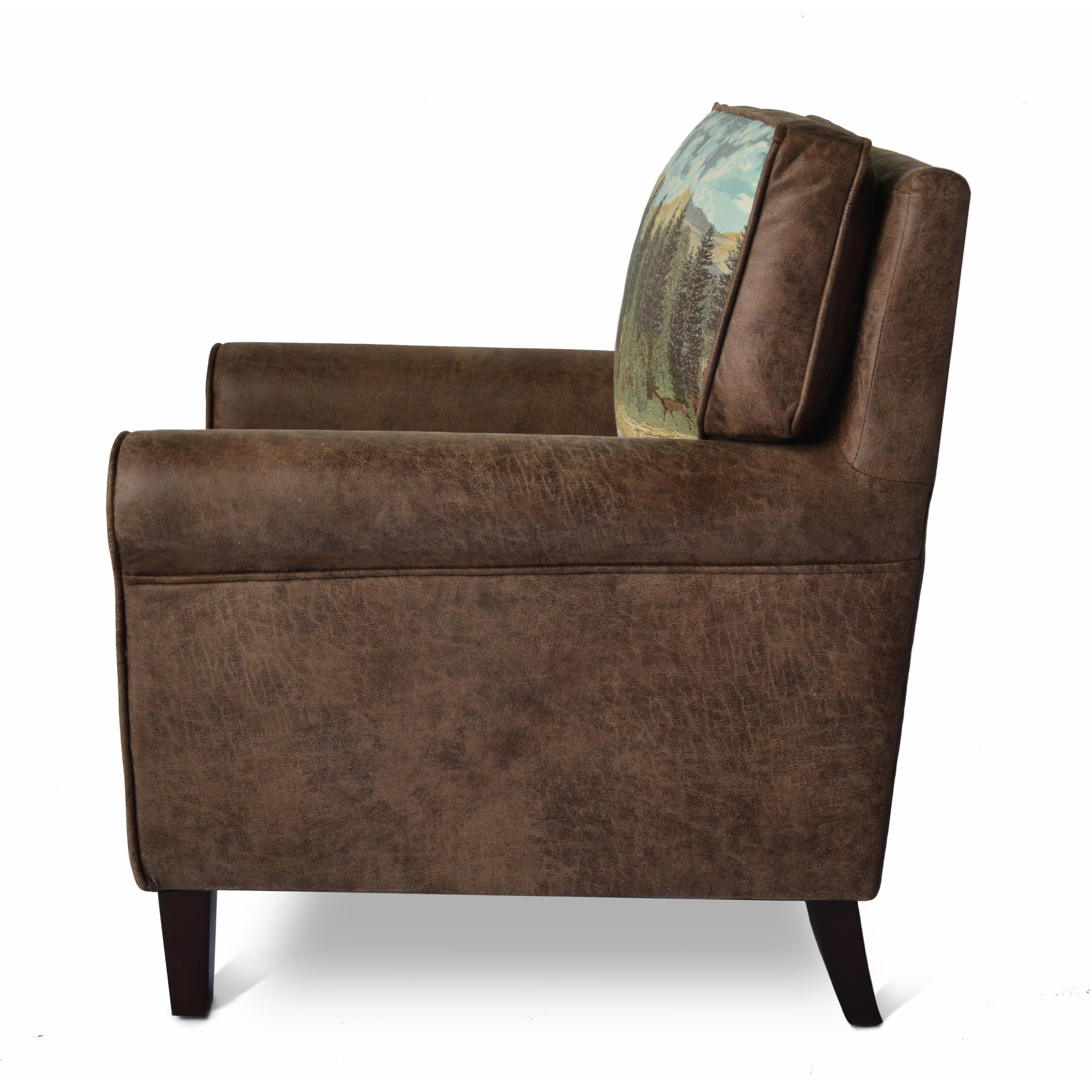 Jofran Accent Chairs Buck Accent Chair  Value City