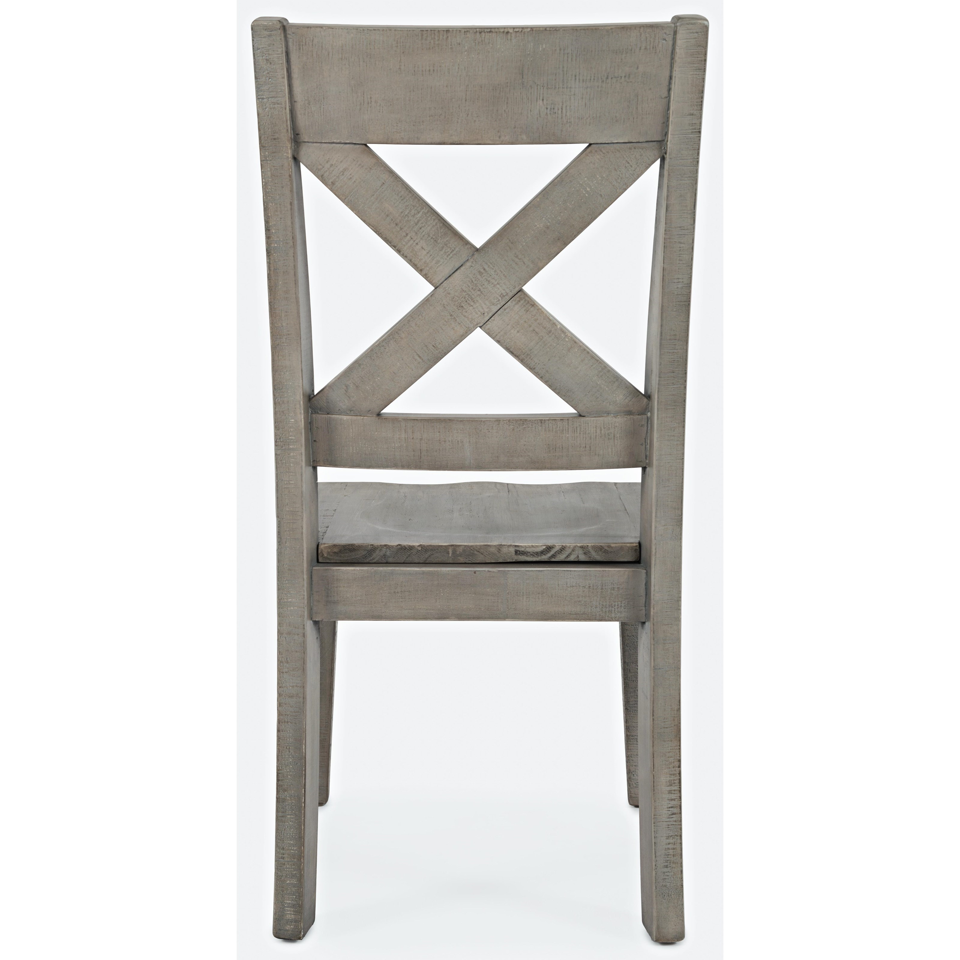 Jofran Outer Banks XBack Chair  Value City Furniture