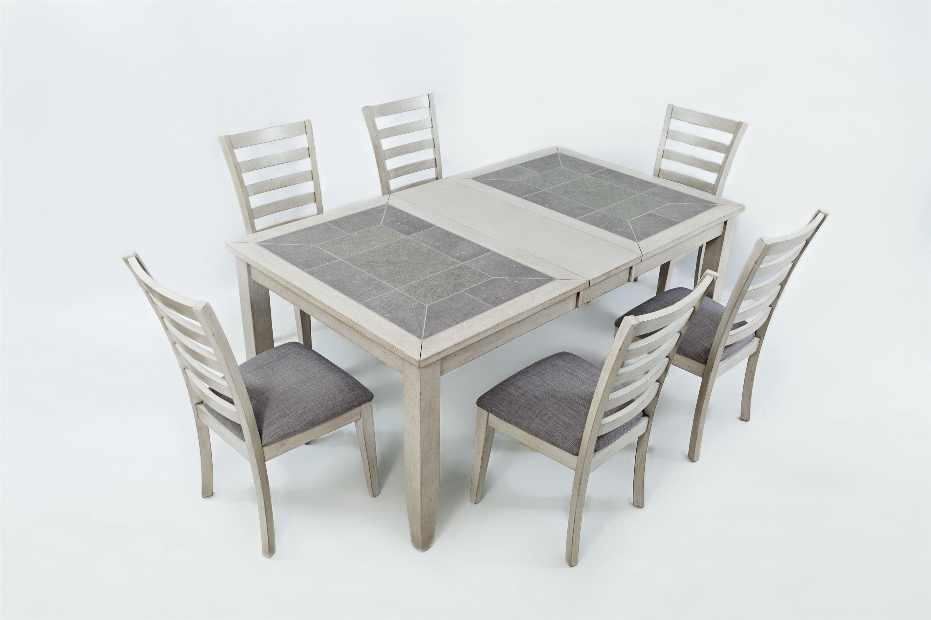 table and chairs with bench eames style rocking chair sets morris home stoneridge 5 piece dining set