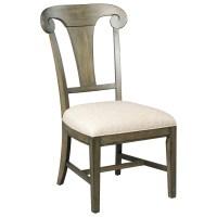 Kincaid Furniture Greyson Fulton Splat Back Side Chair ...