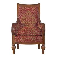 Kincaid Furniture Accent Chairs Wooden Frame Accent Chair ...