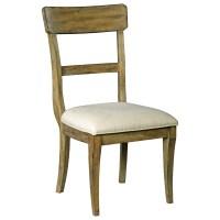 Kincaid Furniture The Nook Solid Wood Slat Back Dining ...