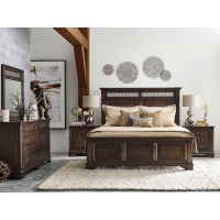 Kincaid Furniture Wildfire King Bedroom Group | Johnny ...