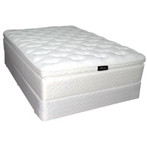 Kingsdown Mattresses Full Body Surround Pillow Top Mattress