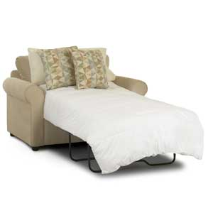 klaussner sleeper sofa mattress options tesco boston range sleepers darvin furniture dreamquest chair