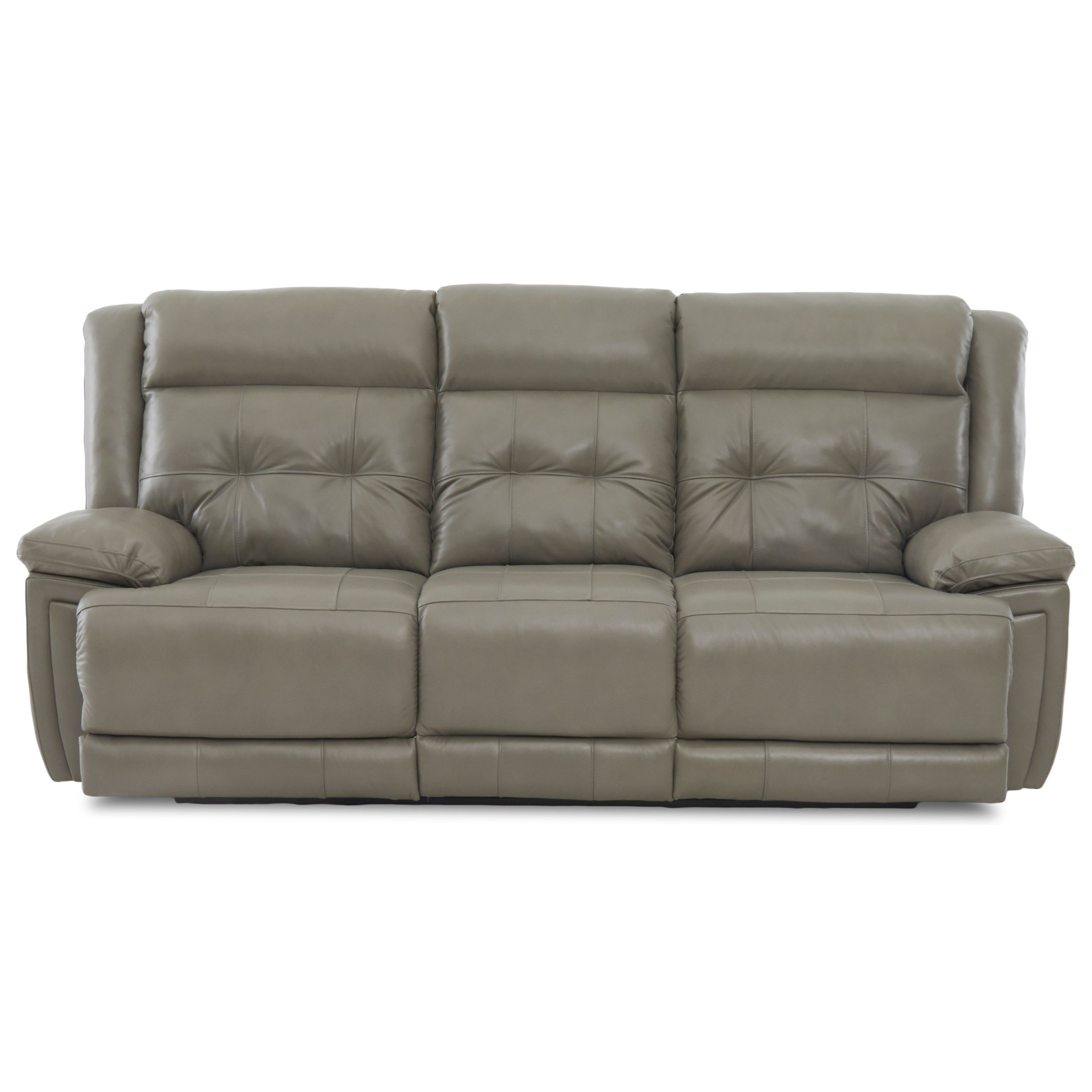 klaussner grand power reclining sofa cushion replacement malaysia mccall casual with headrest lumbar and usb port by