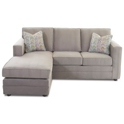 Klaussner Sleeper Sofa Mattress Options Empire Berger Chaise With Queen Size Air ...