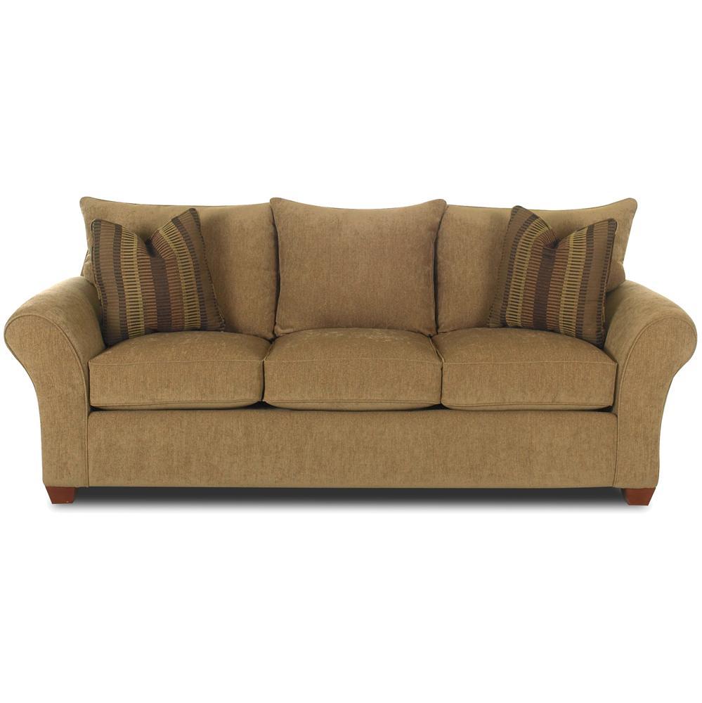 Klaussner Fletcher Innerspring Queen Sleeper Sofa