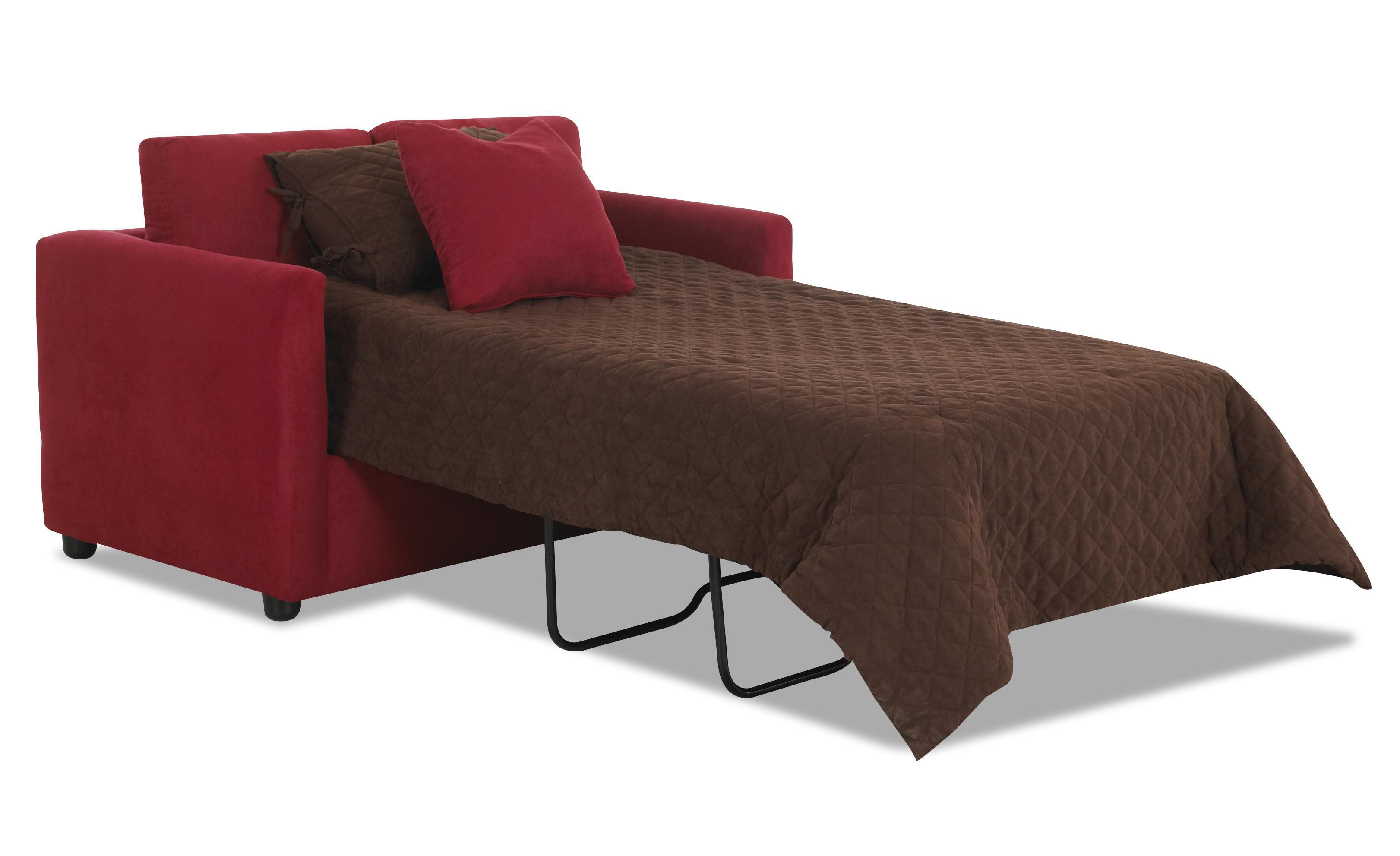 Klaussner Jacobs Casual Twin Sleeper Sofa Value City Furniture Sleeper Sofas